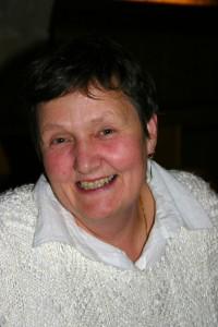 Abb. eines Portäts der stellvertretenden Chorleiterin Veronika Böhm