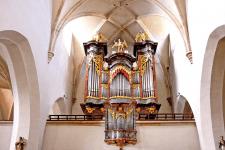 Abb. des Emersdorfer Orgelbalkons